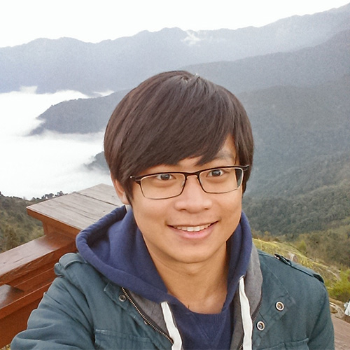 Photo of Chieh-Yang Huang
