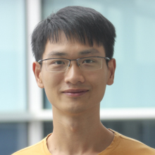 Photo of Junjie Liang