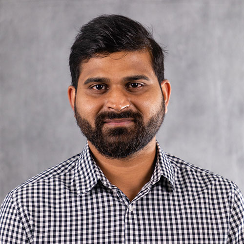 Photo of Ankur Mali