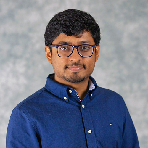 Photo of Amogh Subbakrishna Adishesha