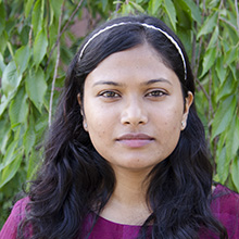 Photo of Saranya Venkatraman