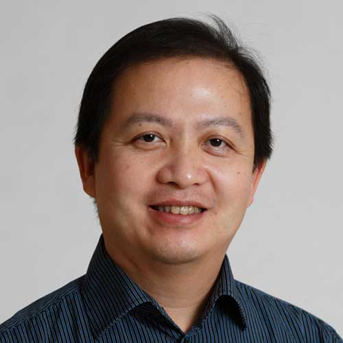Photo of James Z. Wang