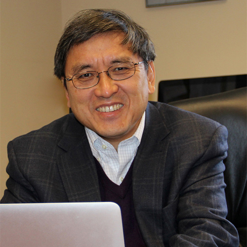 Photo of Jinchao Xu